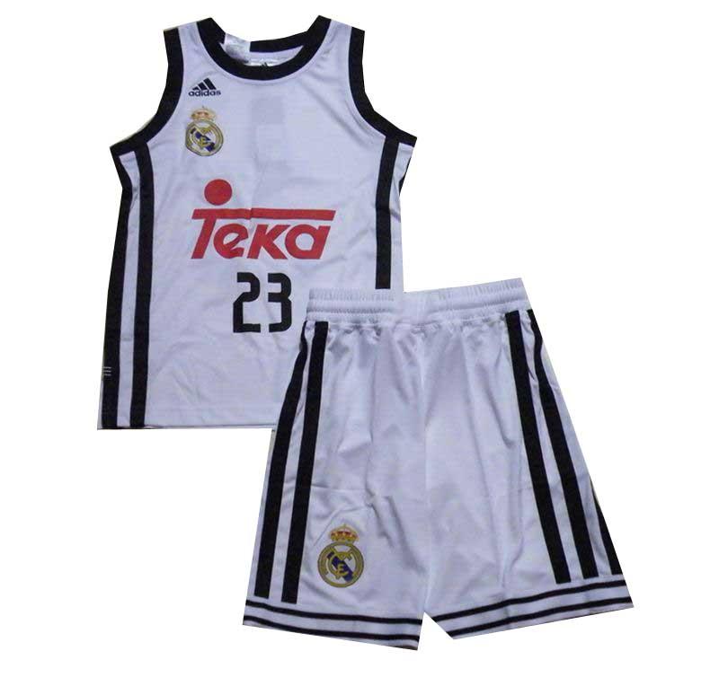 0150f09d Pack Adidas Llull Real Madrid Basket (blanco/negro)