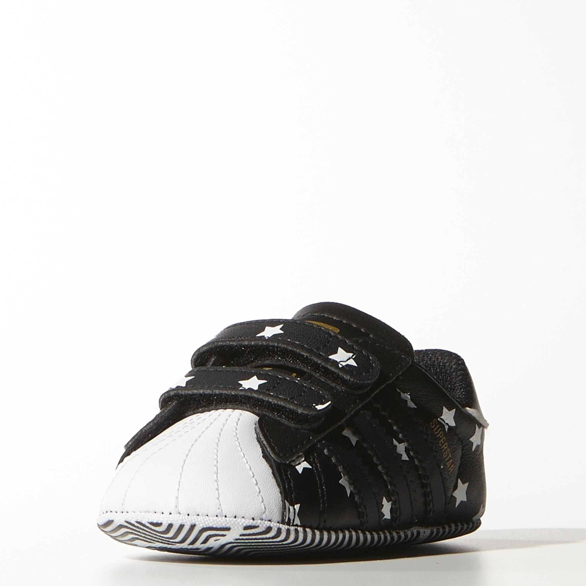 5240804d707e6 Adidas Originals Zapatillas Bebé Superstar Crib (negro blanco)