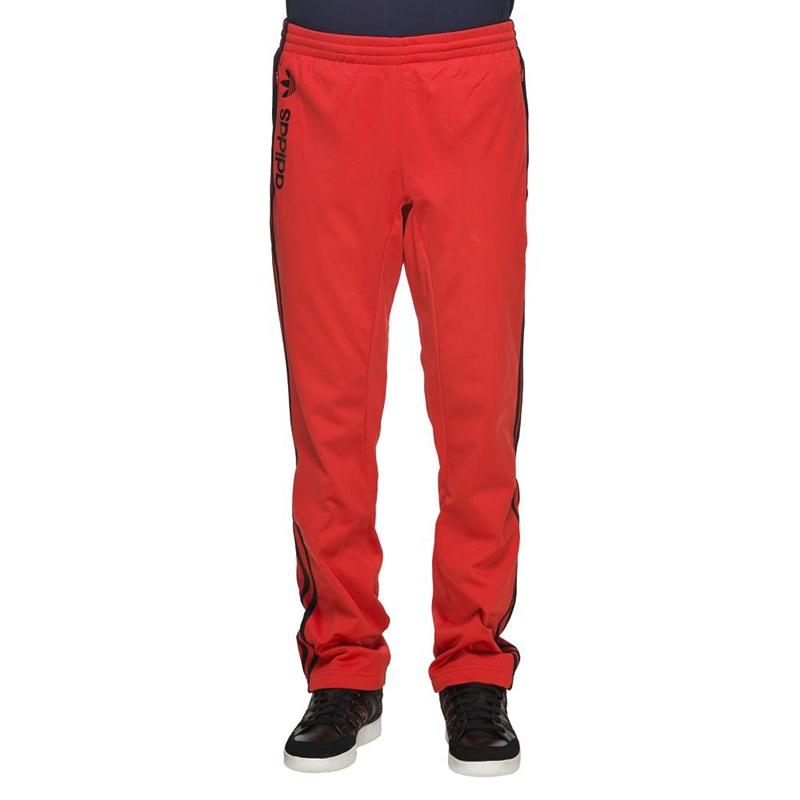 Originals Diver Pantalón Track Street Adidas Adicolor rojonegr 4dUqwnTW