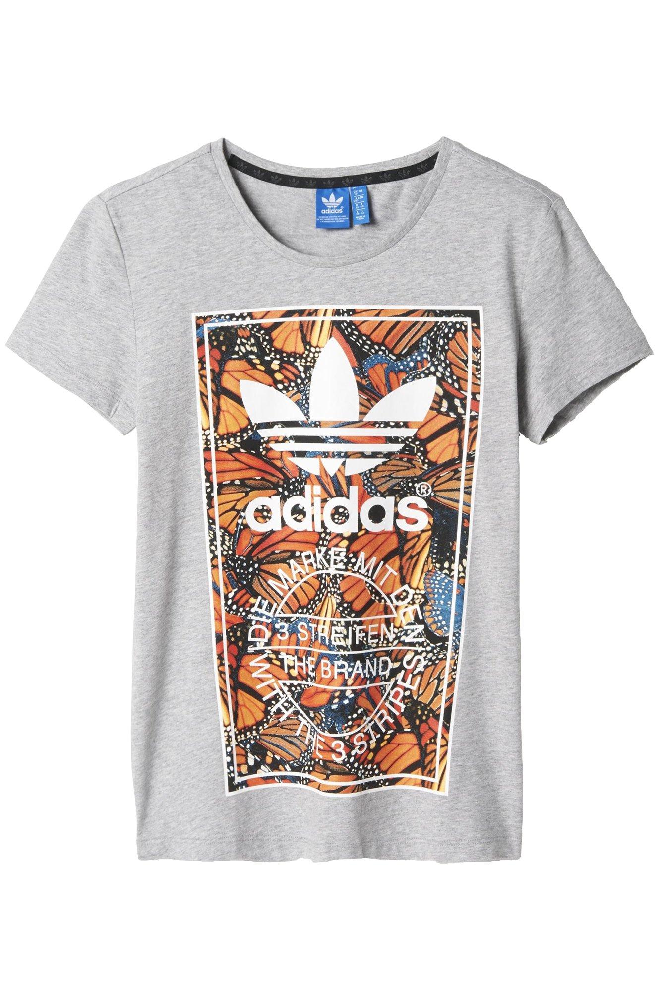 adidas original camiseta mujer