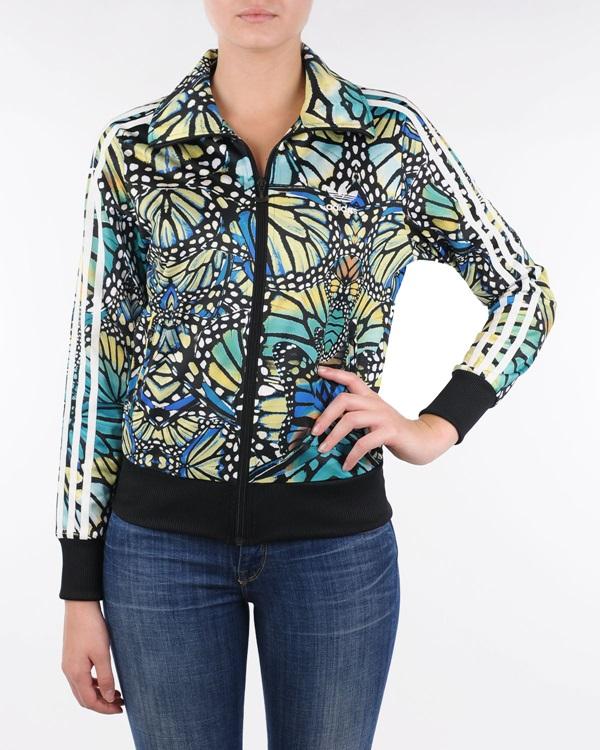 chaqueta original adidas mujer