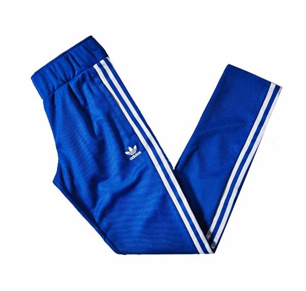 Pantalón Track azulblanco Adidas Europa Originals SqwZnU5z