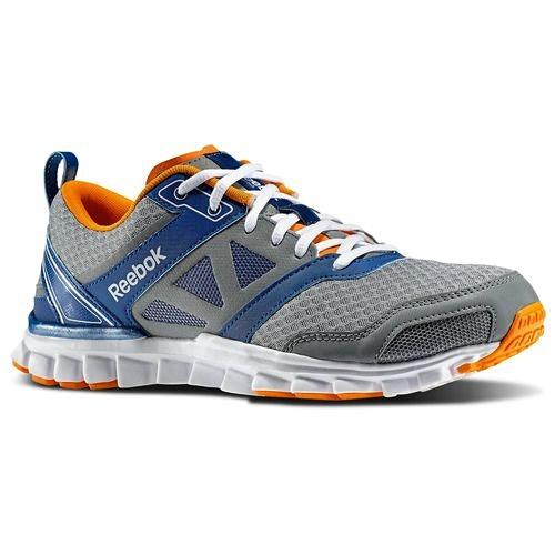 950b649992 Reebok Realflex Speed 3.0 (gris/azul/naranja/blanco)