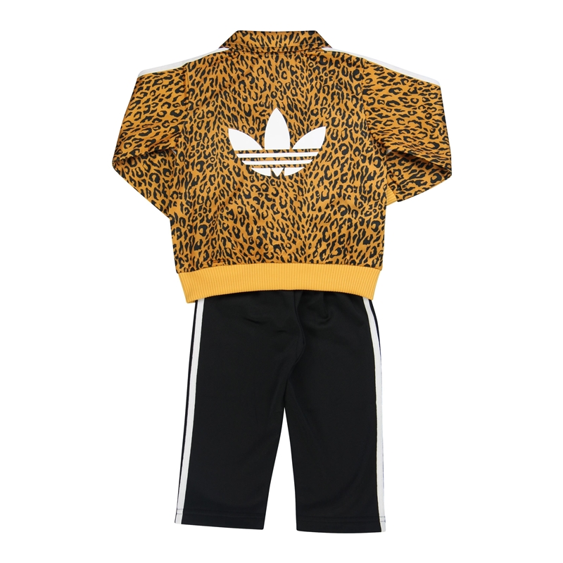 8a66f6b78 Adidas Original Chándal Bebé Firebird Cheetah (oro/negro)
