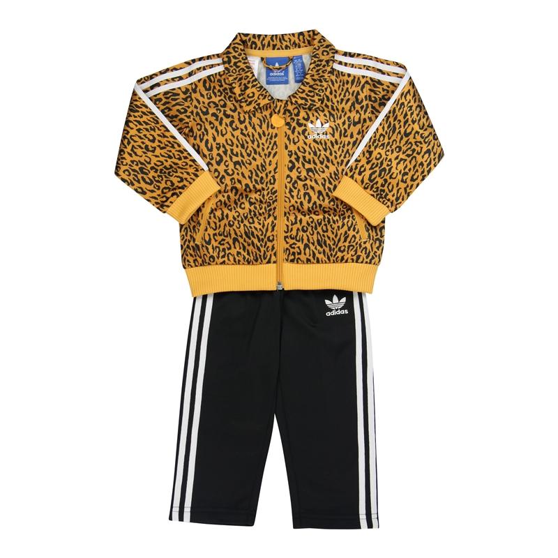 reputable site 0ce34 51d67 Adidas Original Chándal Bebé Firebird Cheetah (oronegro)