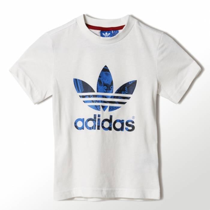 camiseta adidas originals niño