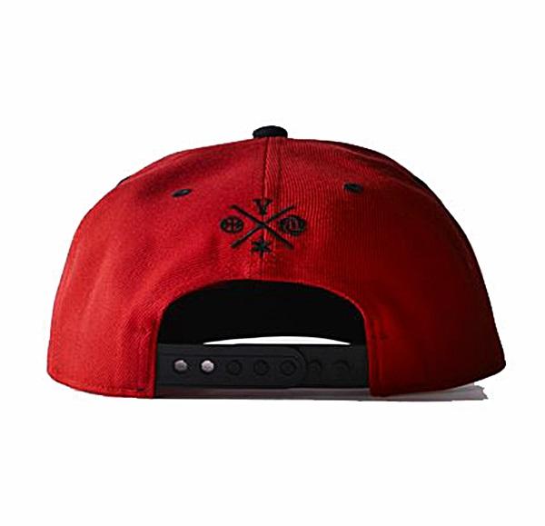 26f4c00de6719 Adidas Gorra D Rose 5 (rojo negro) - manelsanchez.com