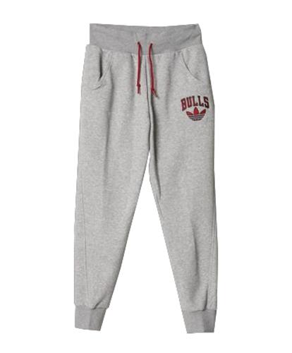 Centralizar Islas Faroe Mediana  Adidas Original Pantalón Mujer Low Crotch Bulls (gris/rojo/negro