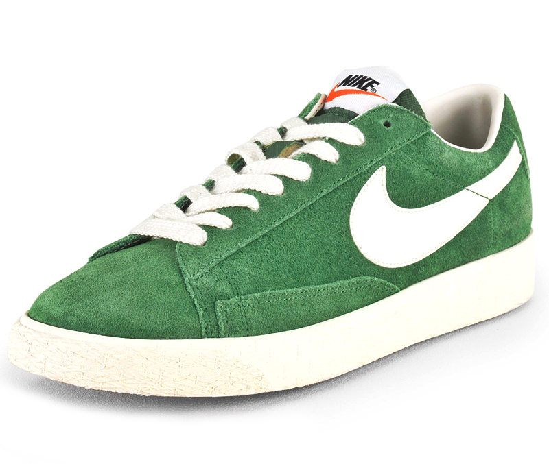 nike blazer verdes