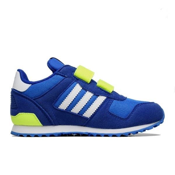 adidas zx azul