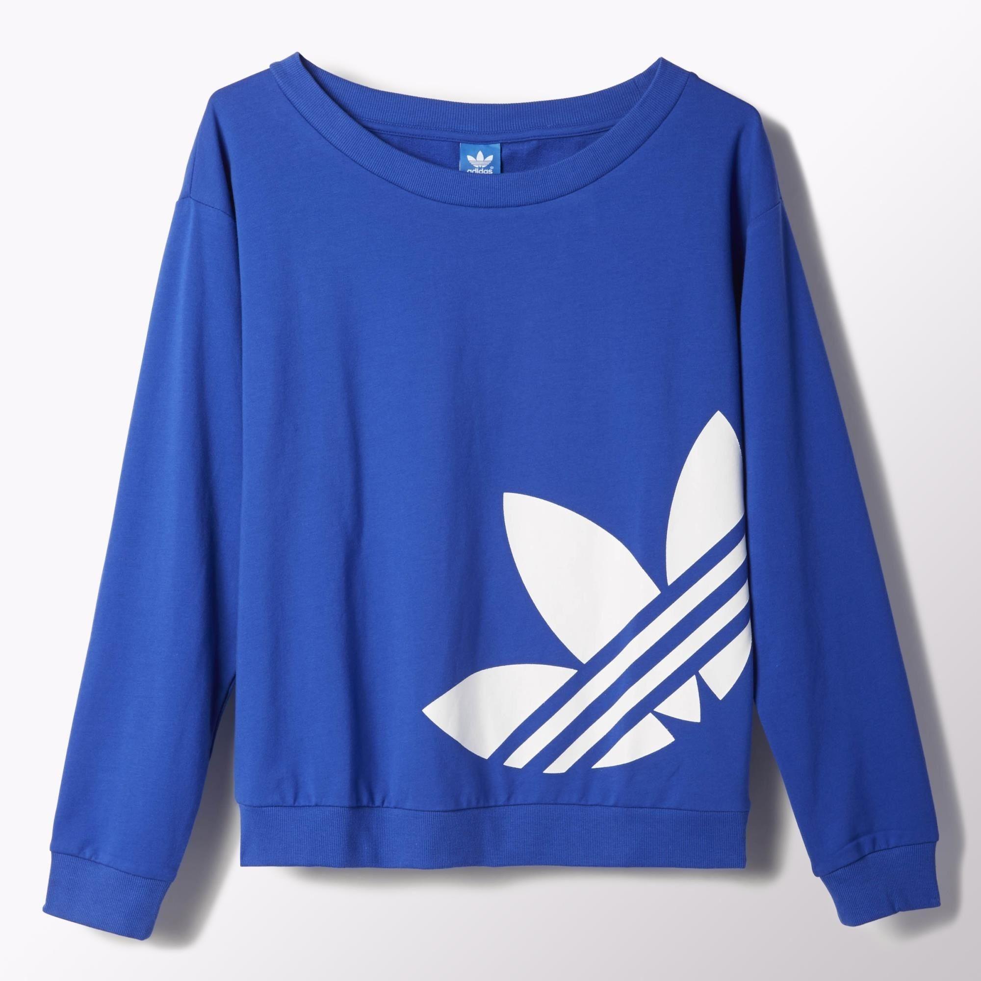 camisetas adidas mujer azules