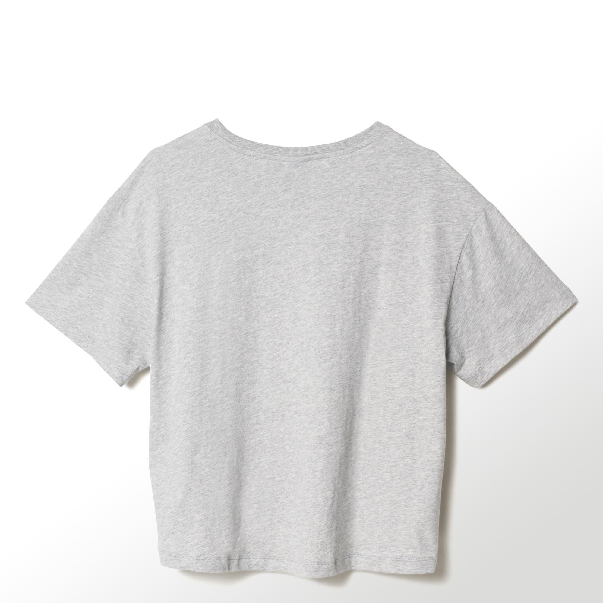 gris Camiseta Originals Adidas Mujer Tokio City nqBdXW5