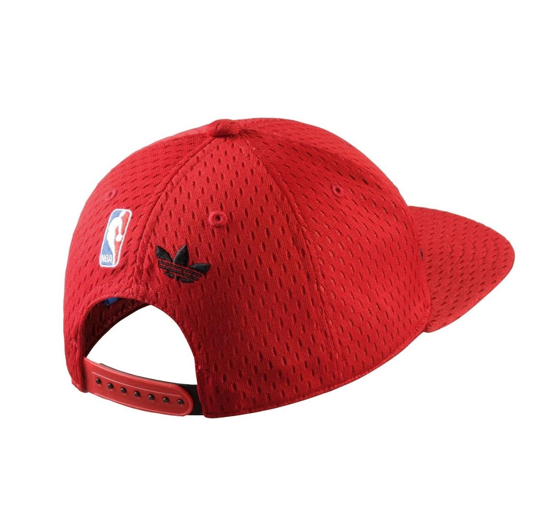 Adidas Originals NBA Gorra Mesh Chicago Bulls (rojo negro blanco) 483158c0ed1
