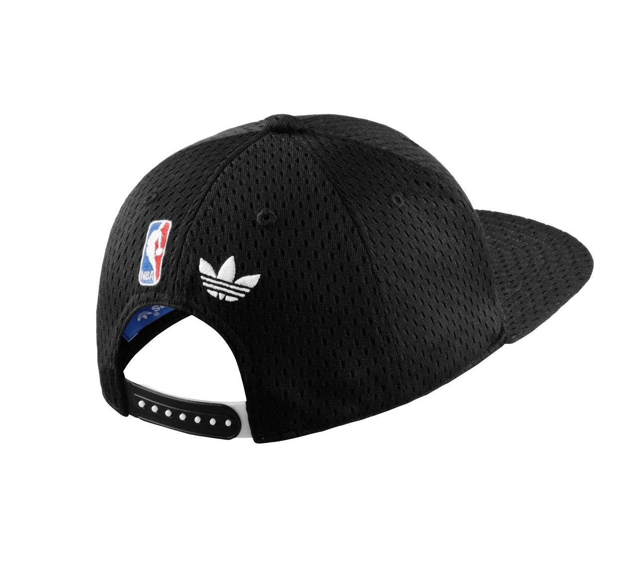 Adidas Originals NBA Gorra Mesh Brooklyn Nets (negro blanco) b9a54b27ff8