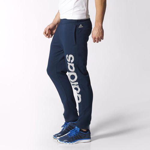 Sport Pantalón marinogris Adidas Essentials Linear 5R64xdzqW