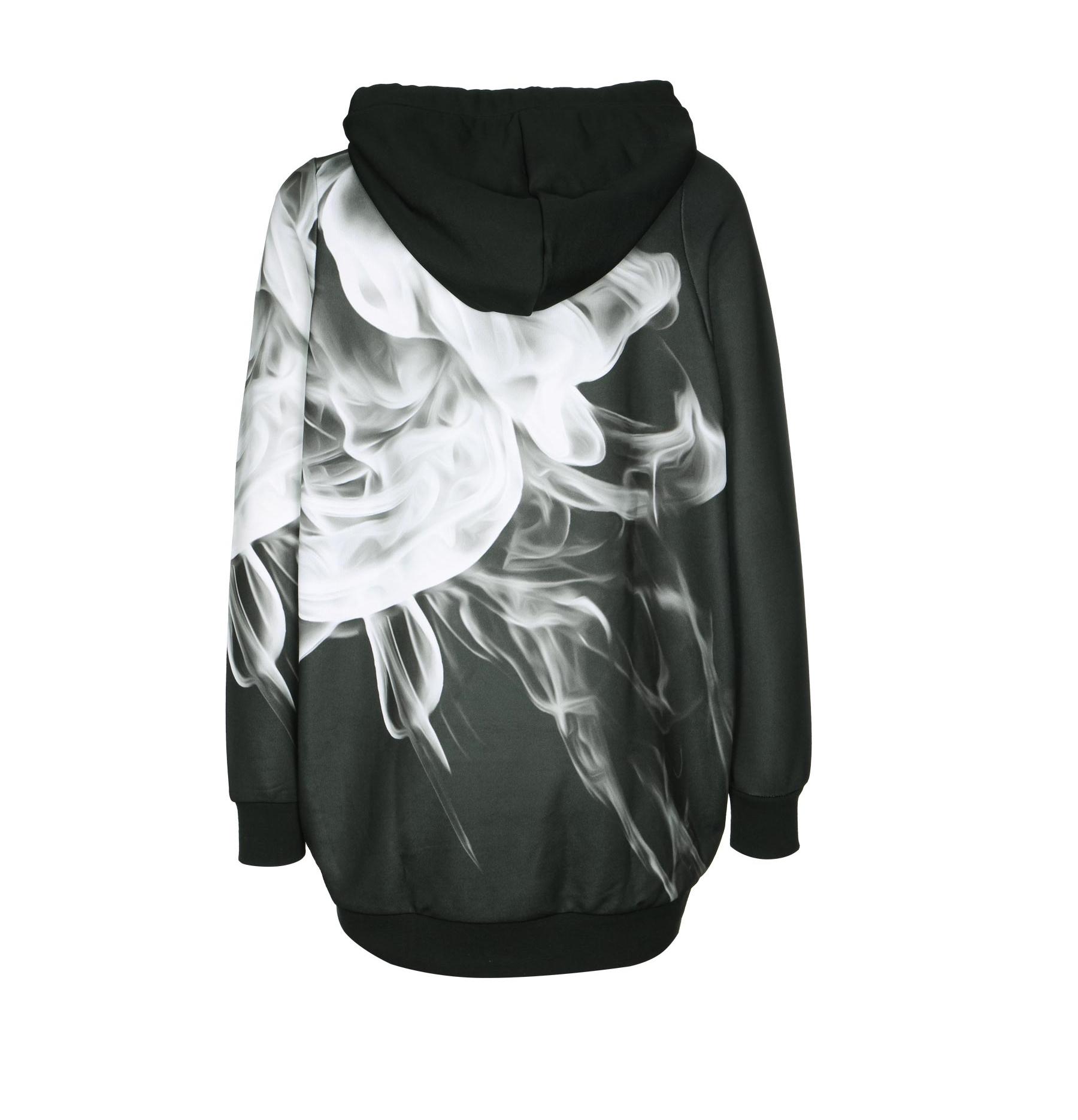 Adidas Originals Sudadera White Smoke Rita Ora (negro blanco) cbbac2fb118