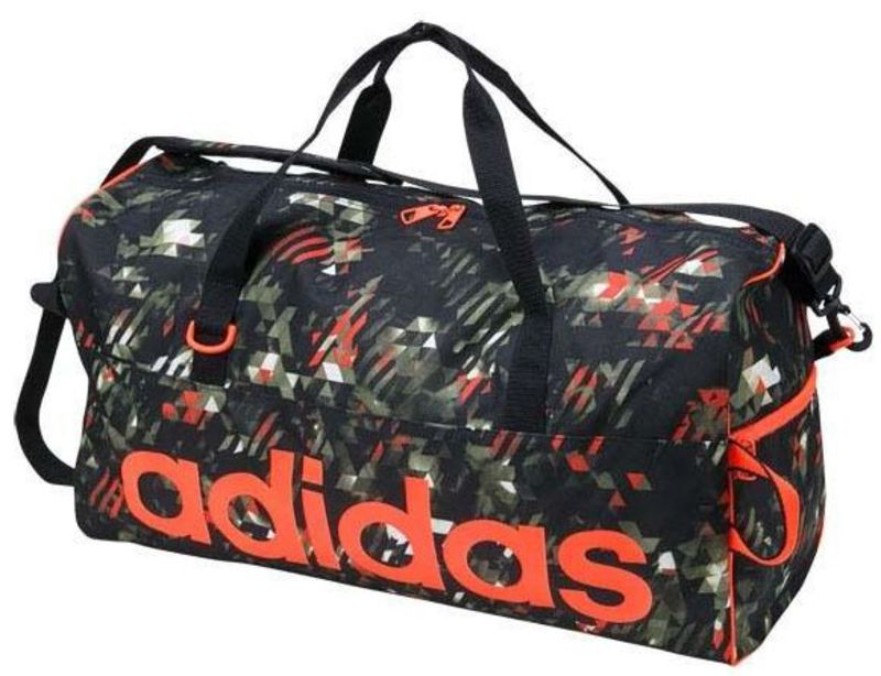 bolsa adidas performance essentials m rosa