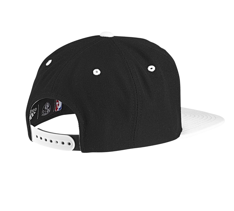 Adidas NBA Gorra Brooklyn Nets (negro blanco) c3a2b965ff4