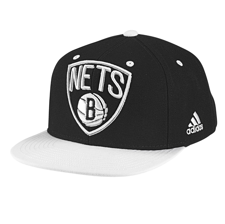 Adidas nba gorra brooklyn nets negro blanco jpg 1500x1487 Gorras adidas nba 591dab8a619