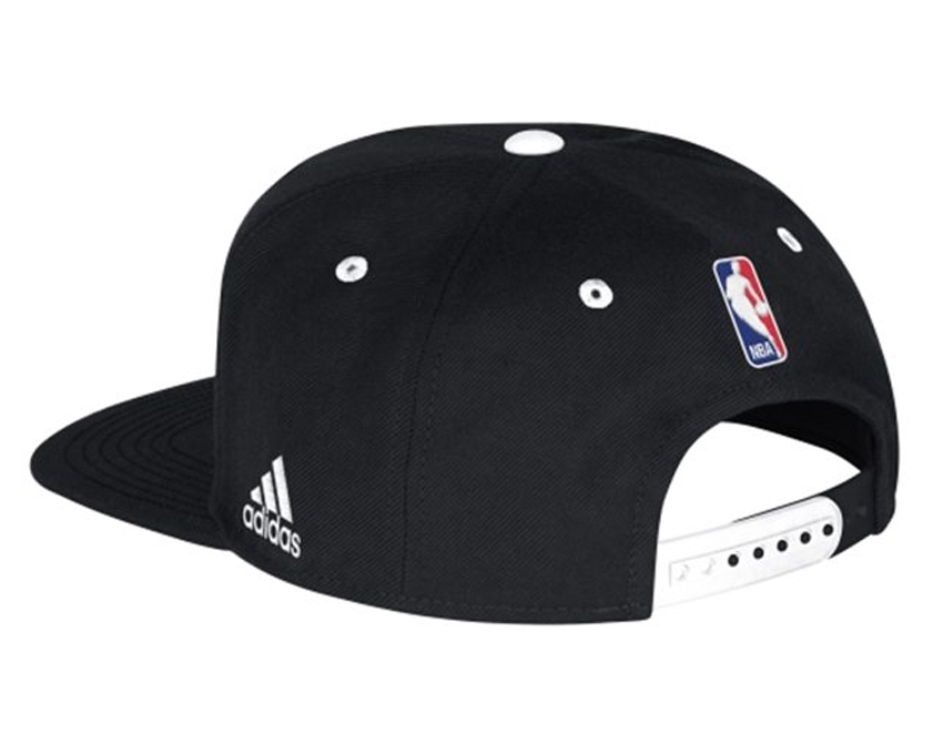 Adidas NBA Gorra Brooklyn Nets Anthem Hat (negro blanco) ed5c5a44cb9