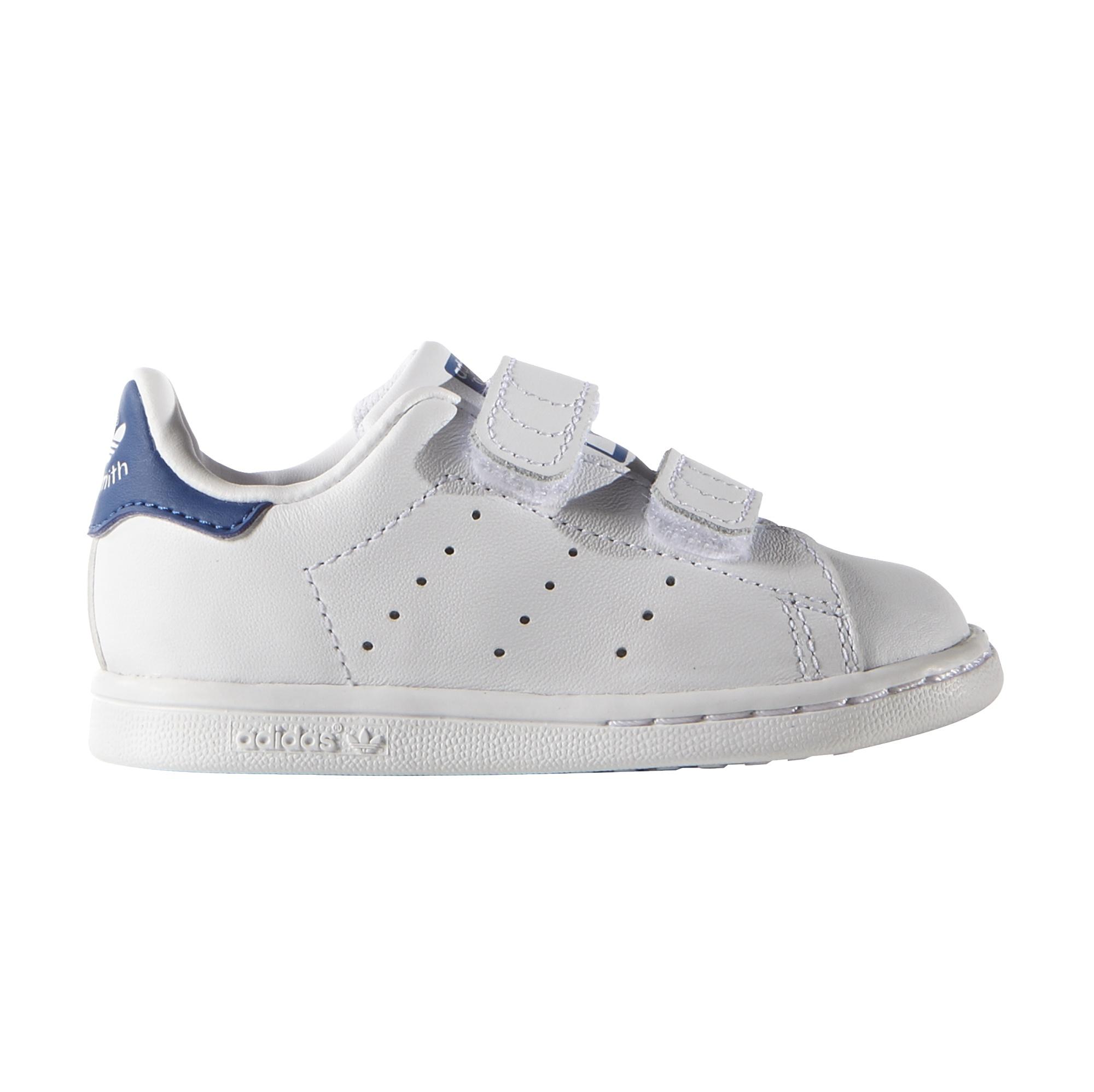 100% authentic ba3c2 d37ed Adidas Originals Stan Smith CF I (blanco azul)