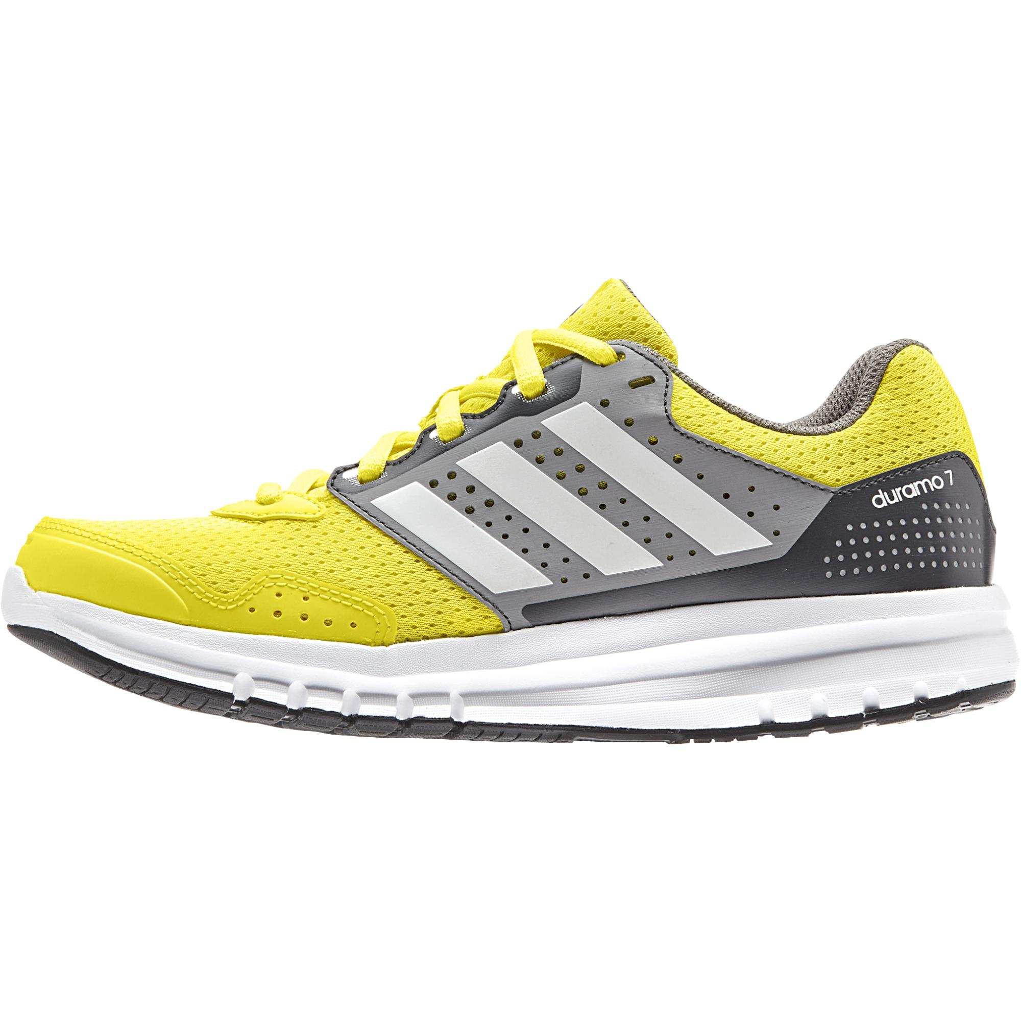 newest 0c344 5d066 Adidas Duramo 7 K (amarilloblancogris)