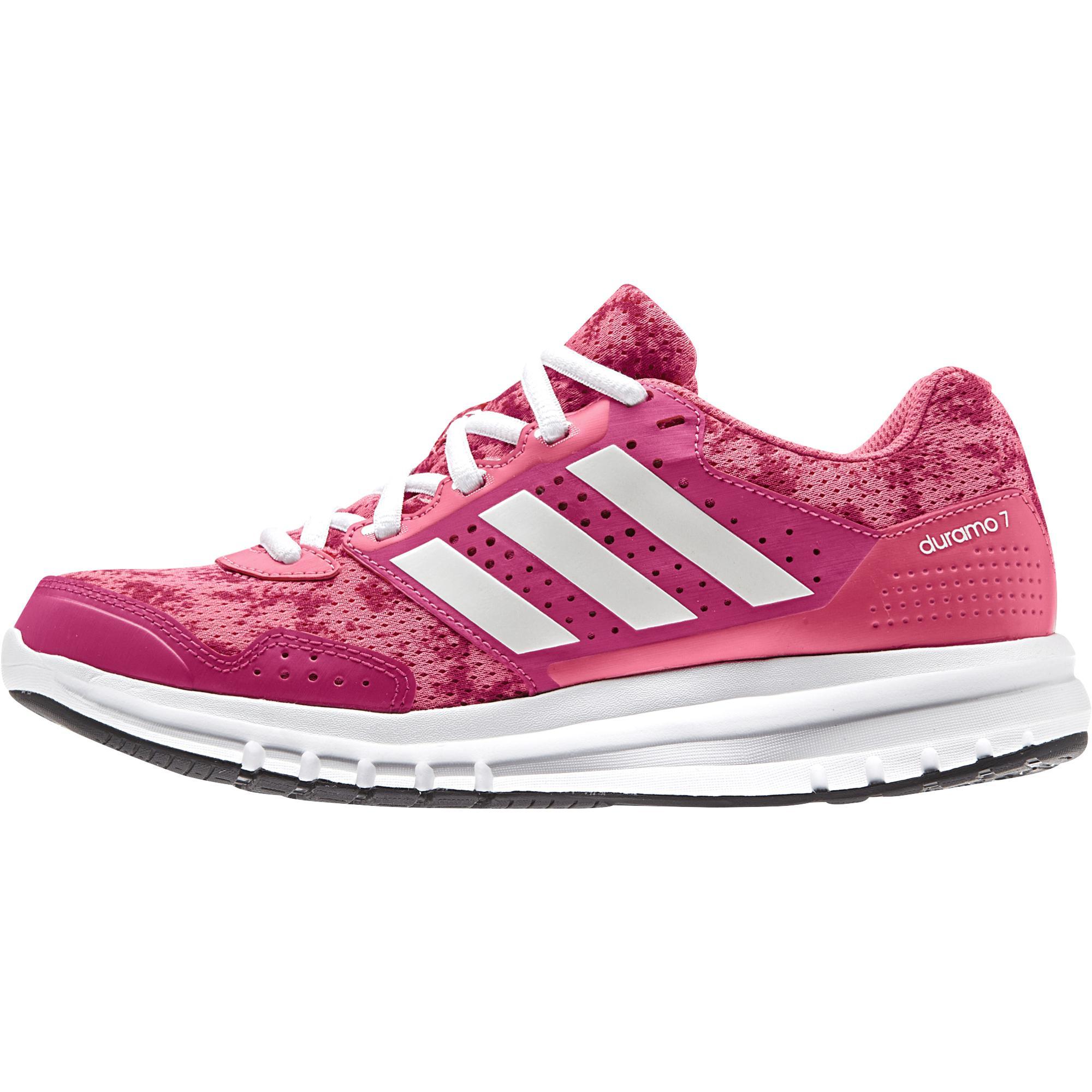 best loved faf11 9dcba Adidas Duramo 7 K (rosa blanco)