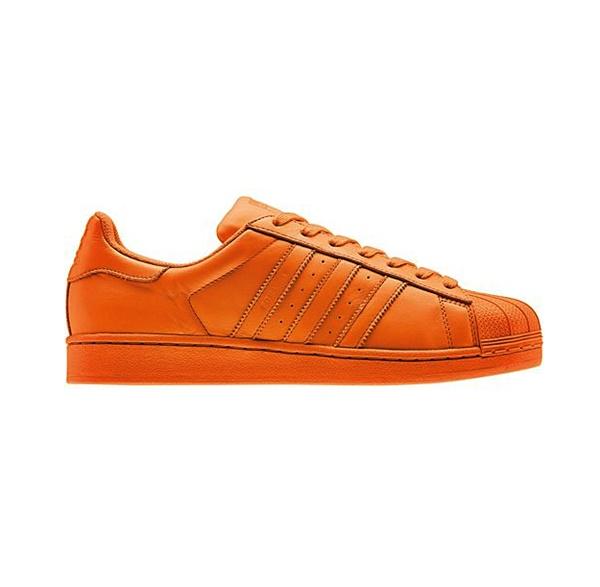 adidas superstar naranjas