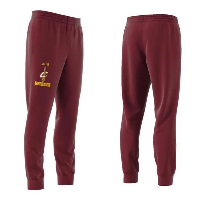 Adidas granate Fanwear Nba Fleece Pantalón Cavaliers xq4RxwAB