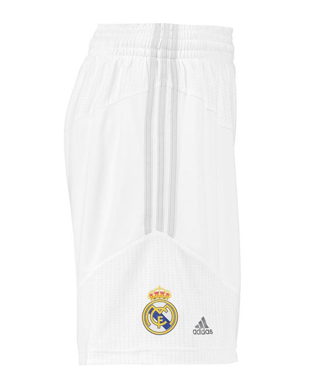 ae31eac3 ... Adidas Short Real Madrid Baloncesto 2015-2016 (blanco/gris onix), ...