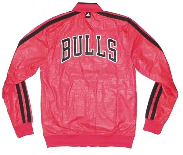 Adidas Bulls Chaqueta Court On rojonegro Chicago rnr47v0