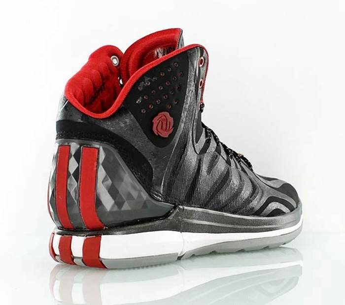 promo code f1f08 bc3c4 ... sale adidas derrick rose 4.5 bulls negro rojo blanco 3a74a 14037