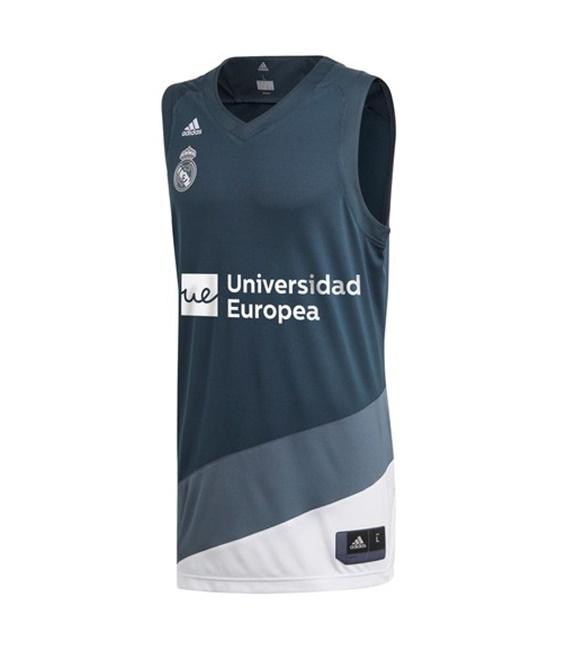 e7dbcc875773d Adidas Camiseta Real Madrid 2018 2019 Réplica (2º Equipación)