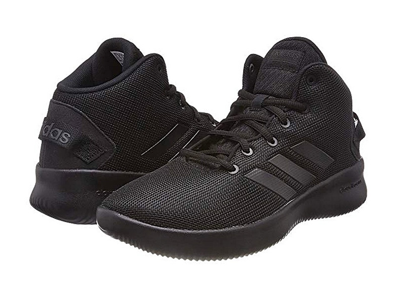 Adidas Cloudfoam Refresh Mid Kids (Black) - manelsanchez.com f83846f85