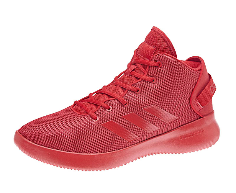 sports shoes 0386a 0b8a6 Adidas Cloudfoam Refresh Mid (Scarlet), Img 1 ...