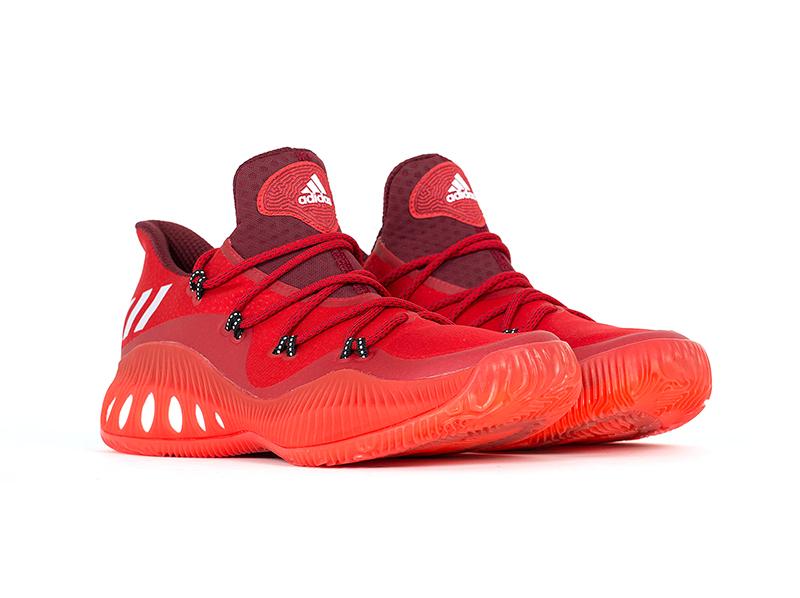 brand new d416a 2df8d Adidas Crazy Explosive Low