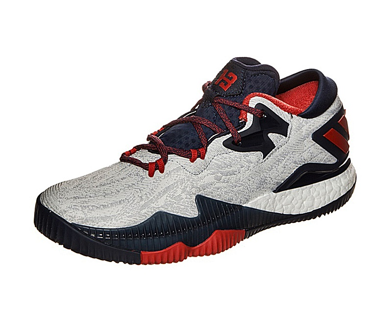 new product af8b7 c7d1a ... Adidas Crazylight Boost Low 2016 James Harden