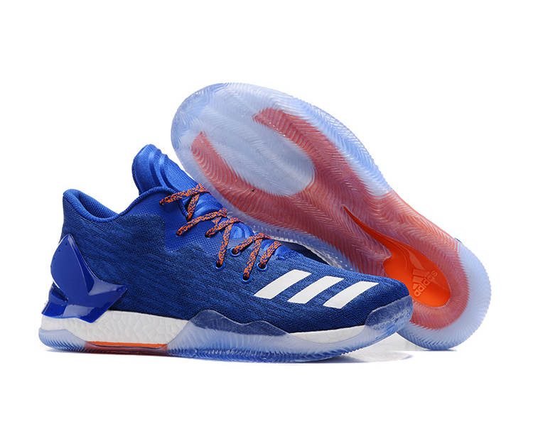outlet store sale cb4bb 2dc44 ... new zealand adidas d rose 7 low knicks 53abd ee75e