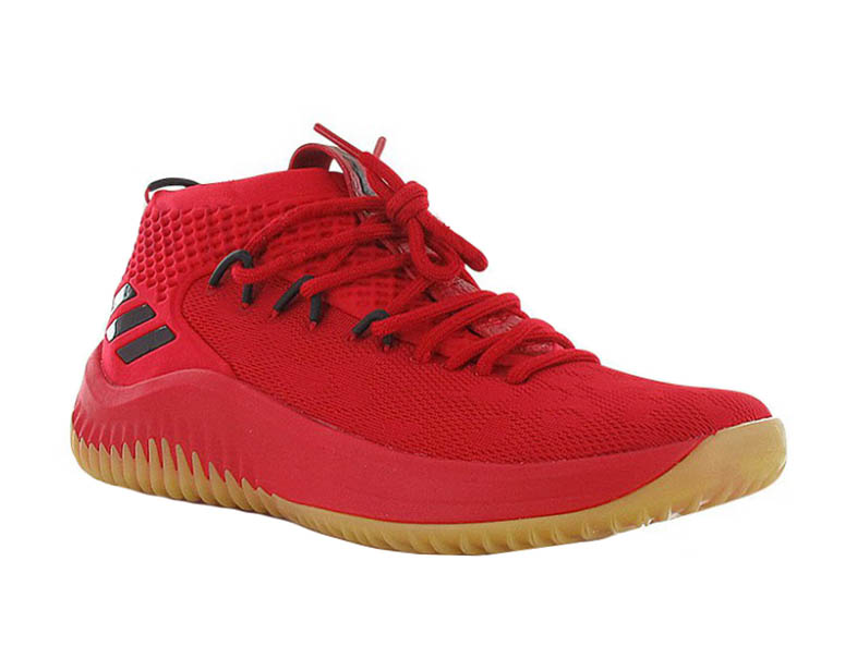 detailed look 021a0 76259 Adidas Dame 4