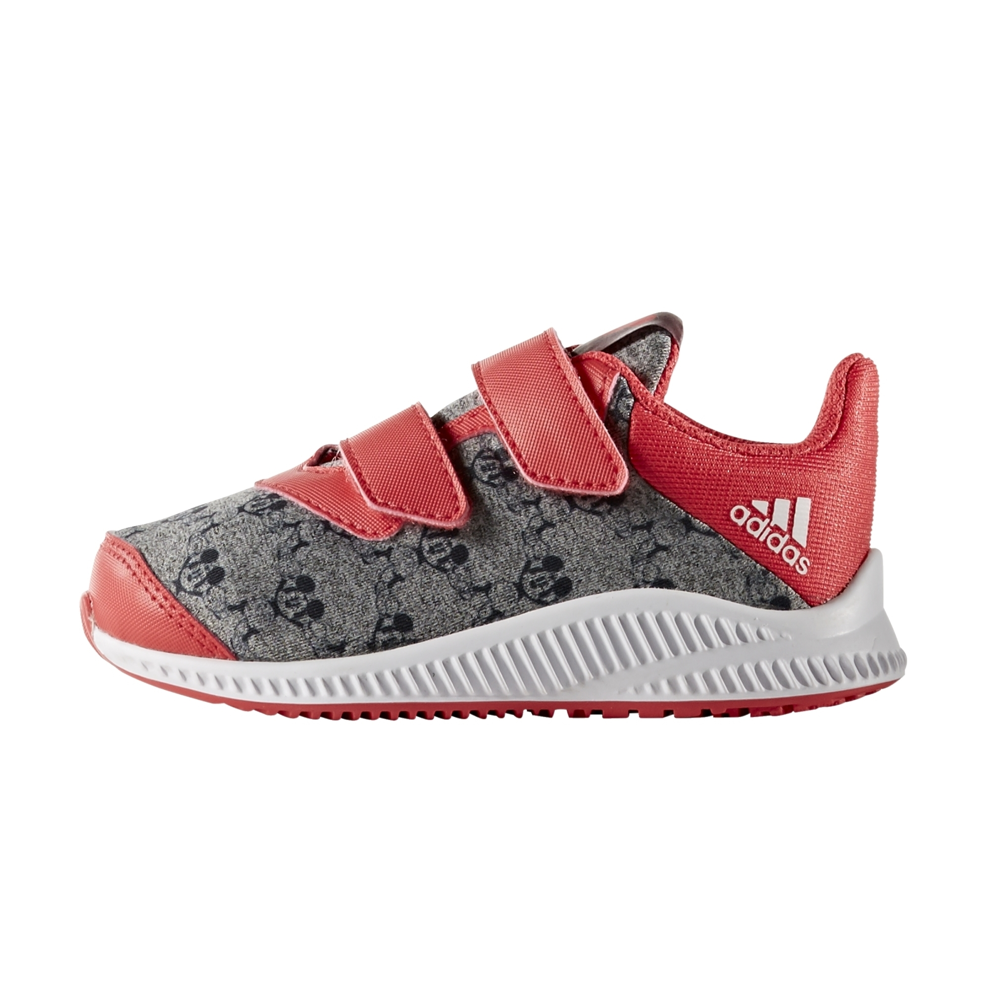 new product 090a6 28a01 Adidas Disney Micky Mouse Forta Run (Grey White Core Pink)