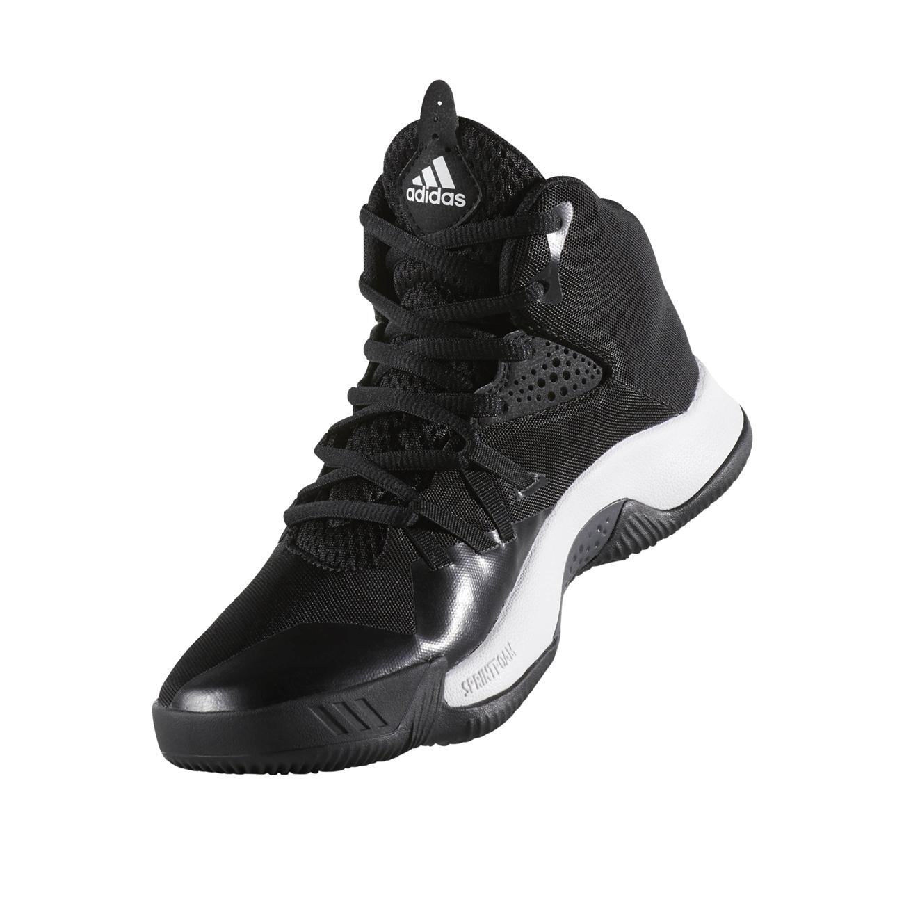 Adidas Dual Threat 2017 Junior (black white) 05707367d