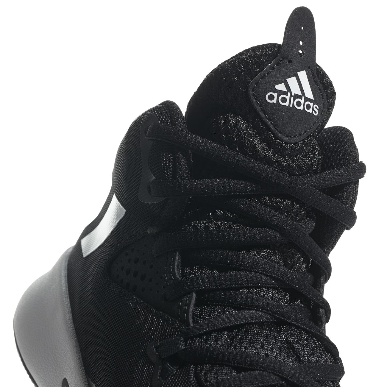 ... Adidas Dual Threat 2017 Junior (black white) d94a24749