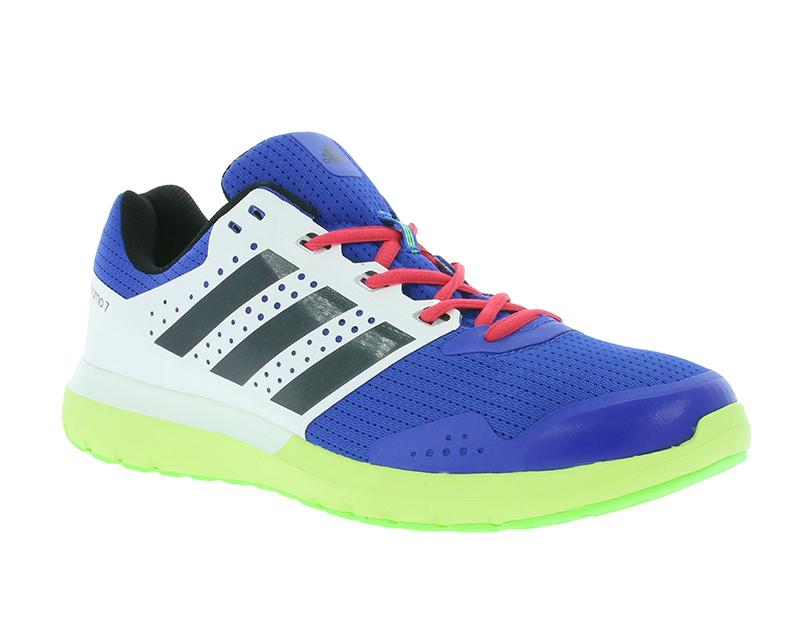 Adidas Duramo 7 M (azullimablancofucsianegro)
