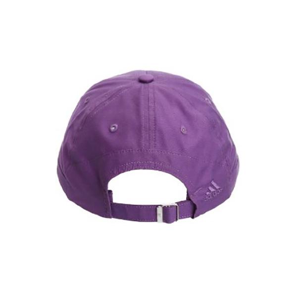 fotografía Mutuo hoy  Adidas Gorra W Ess Cap (violeta) - manelsanchez.com