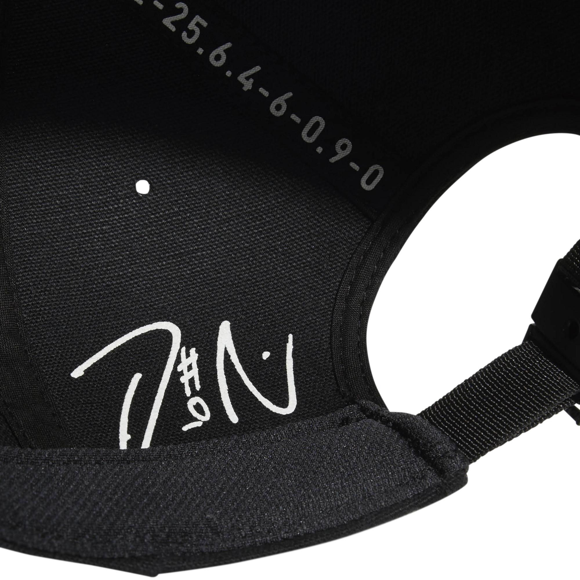5896032a8b466 Adidas Lillard Cap (Black) - manelsanchez.com