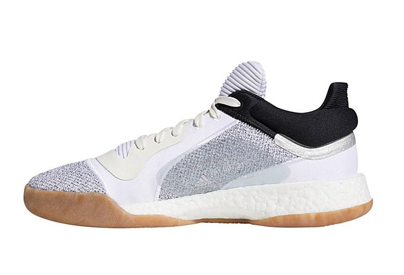 adidas marquee boost low - hombre zapatillas