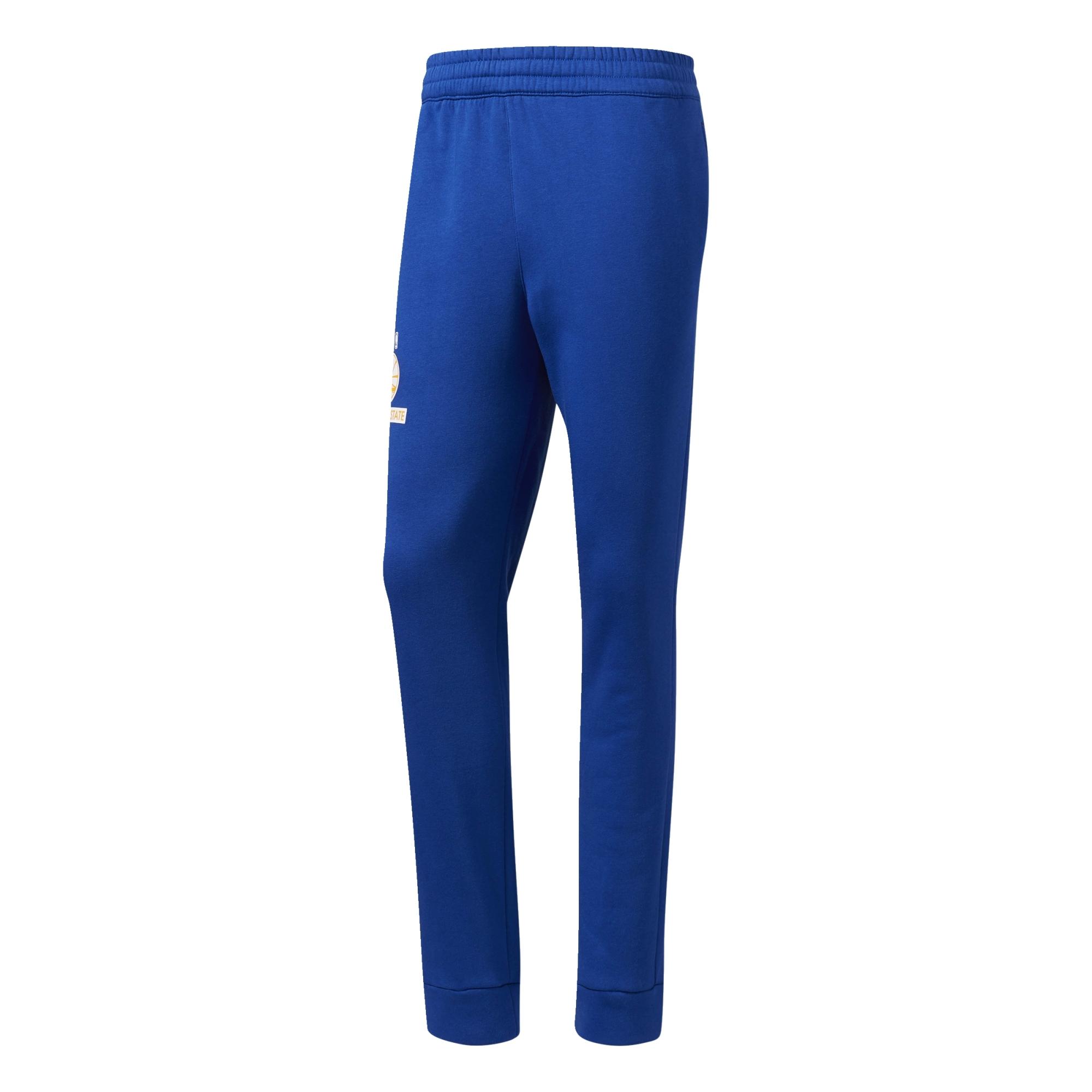 Adidas NBA Golden State Warriors Fanwear Pants (blue) 6d14ae7f764