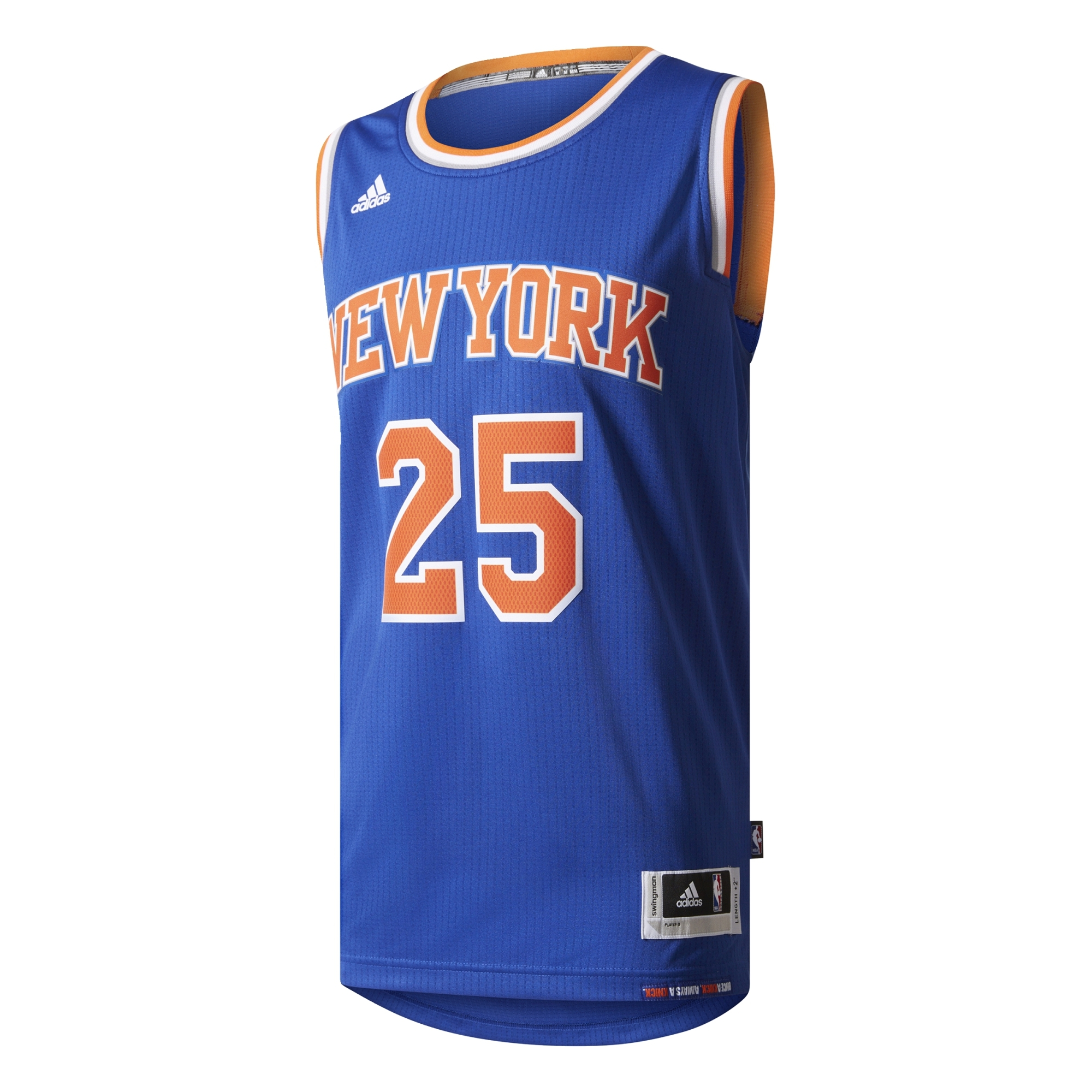 Adidas NBA Swingman New York Knicks Rose  25 (nba-nyk5) f888b8edafd12