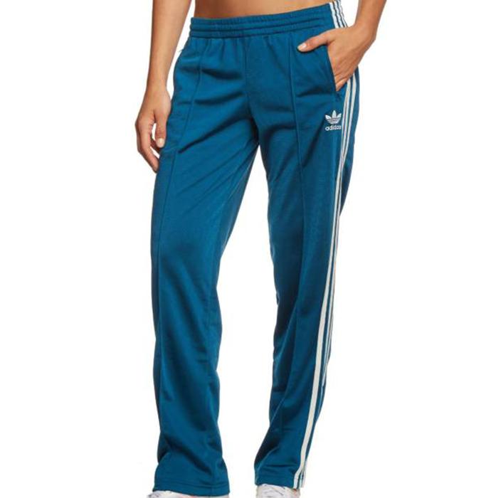 oleada Mala fe ramo de flores  Adidas Original Pantalón New Firebird TP Mujer (azul)