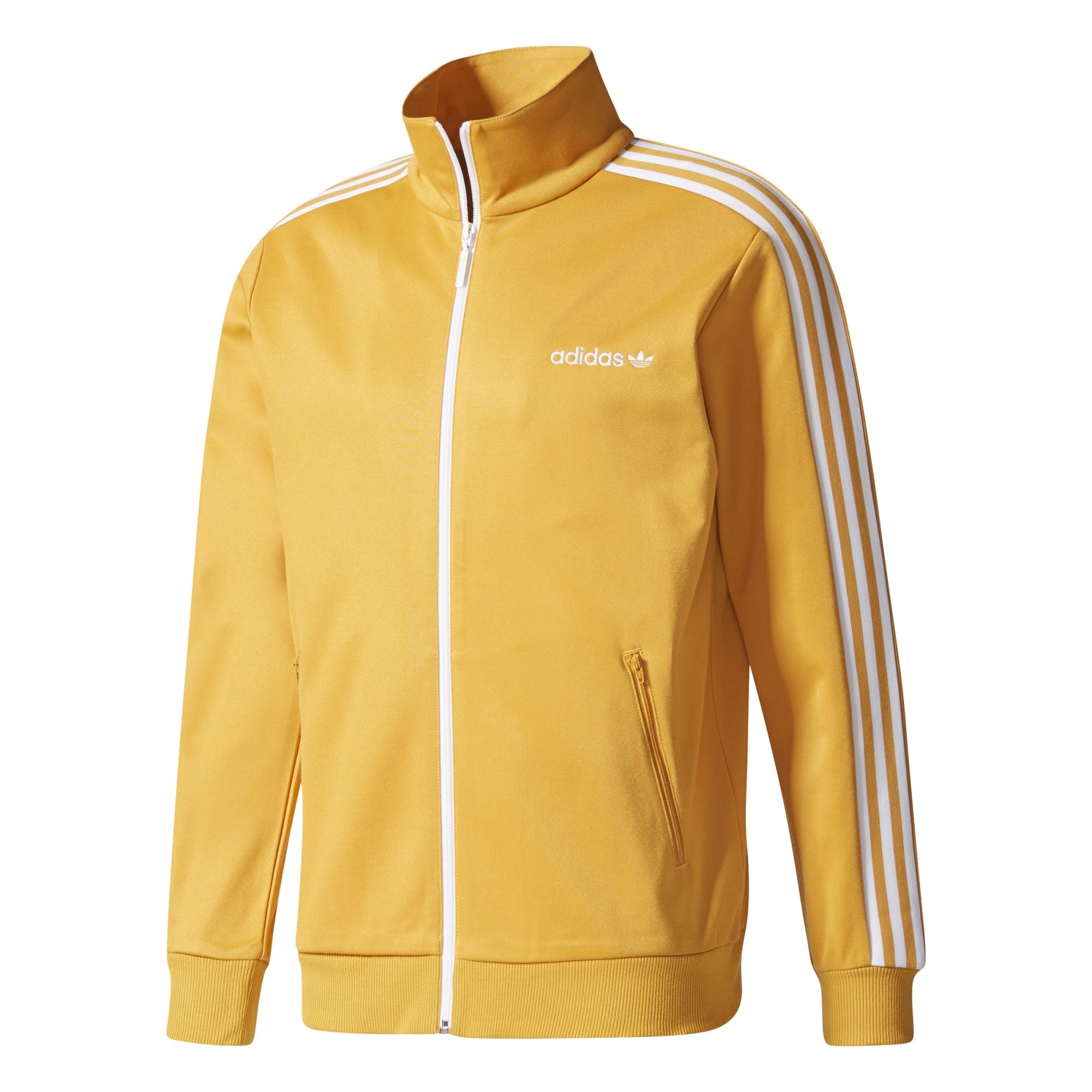 Adidas Originals Top Yellow Beckenbauer Track tactile TvTwPqBa
